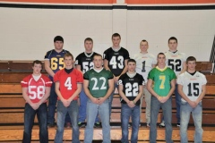 2011 Football All-Region Team
