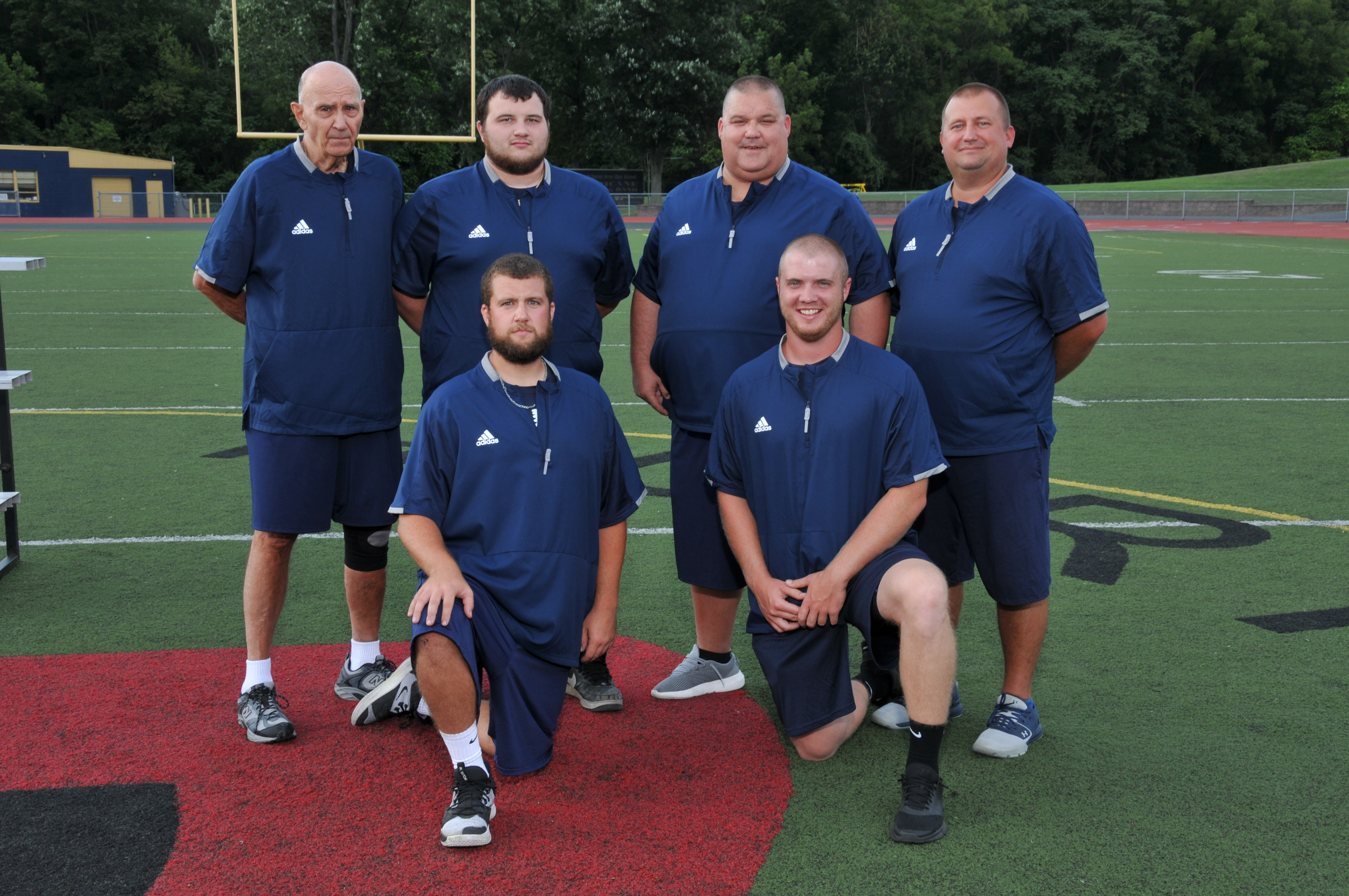 2019 Schuylkill Haven Football Coaching Staff