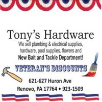 Tonys Hardware