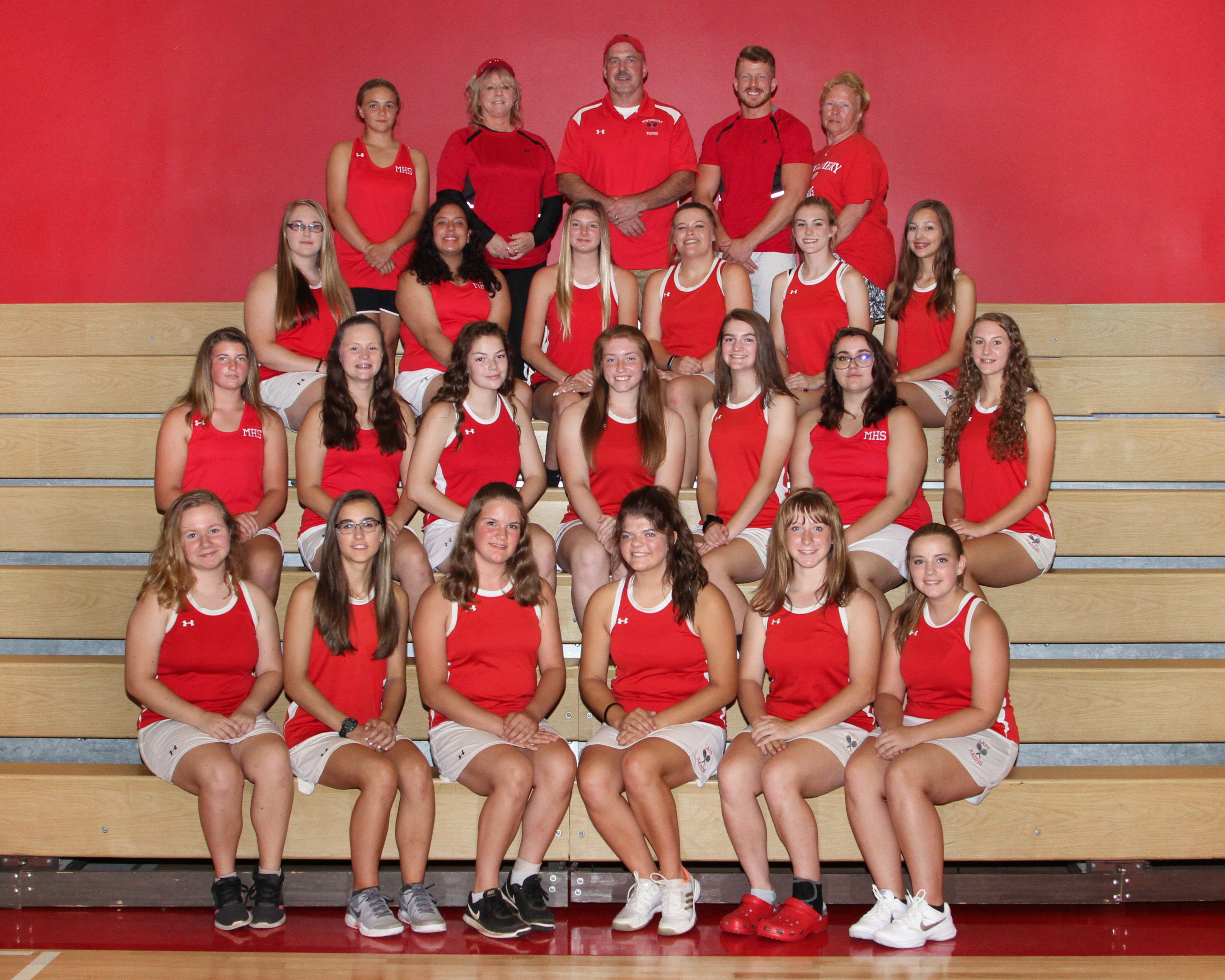 Montgomery Girls Tennis