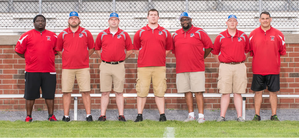 2017 North Coaching Staff