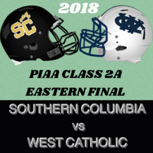 Southern Wipes Away West Catholic