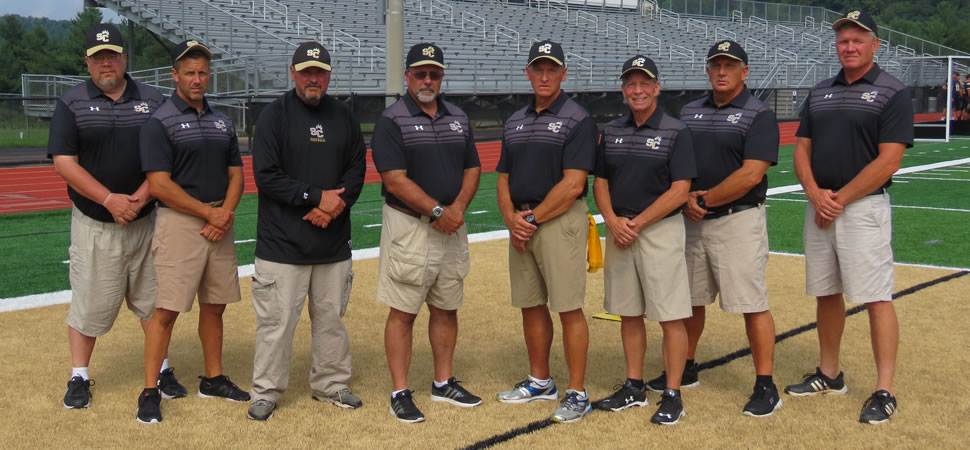 2018 Southern Columbia Tigers Football Coaching Staff