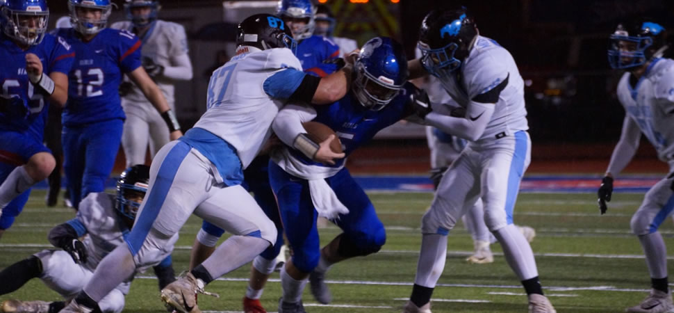 Week 11, Postseason: Seals Advance in Semifinals Win over Mustangs