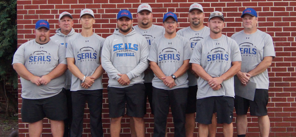 2017 Selinsgrove Football Coaching Staff