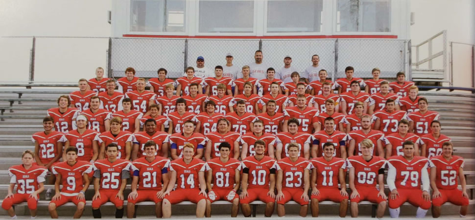 2017 Selinsgrove Varsity Football Team