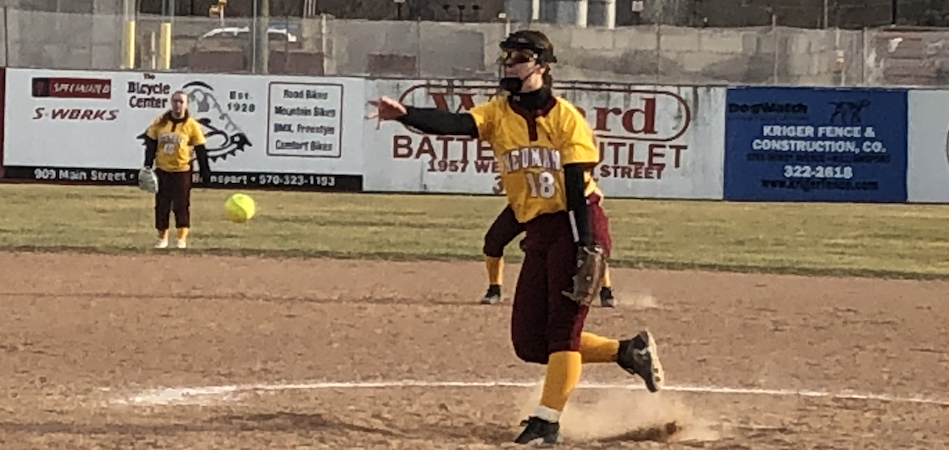 St. John Neumann Lady Knights Fall to Millville Quakers 6-5.