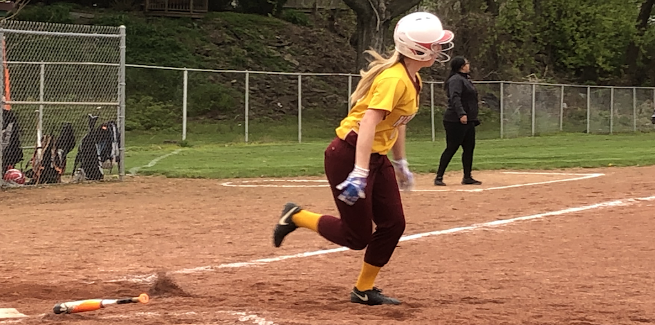 Lady Knights cruise to 12-4 victory over Sullivan County