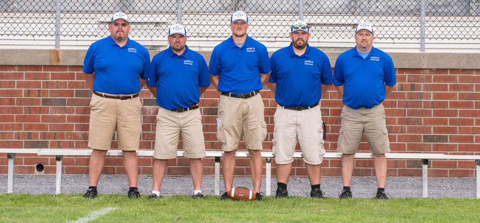 2017 South Coaching Staff