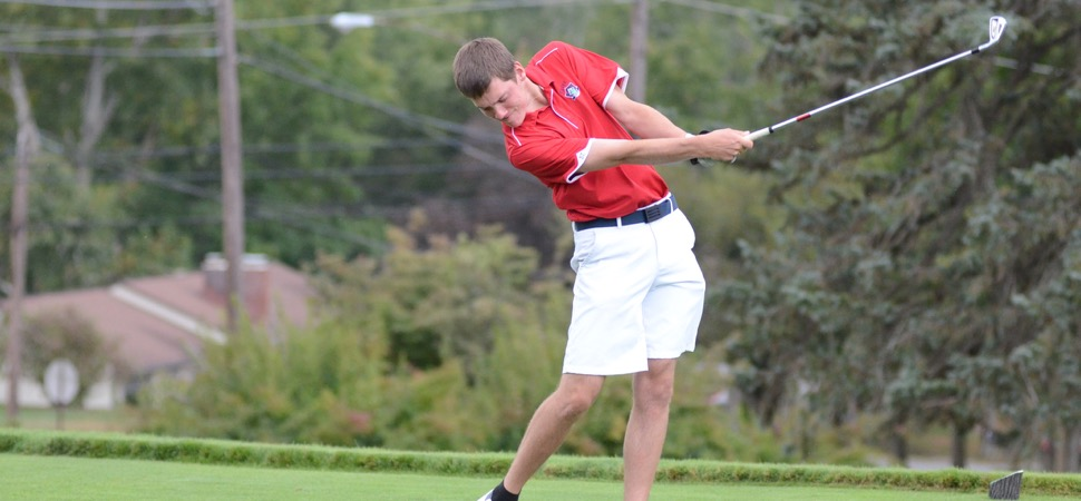 4 NTL golfers take top 5 at day one of Districts.