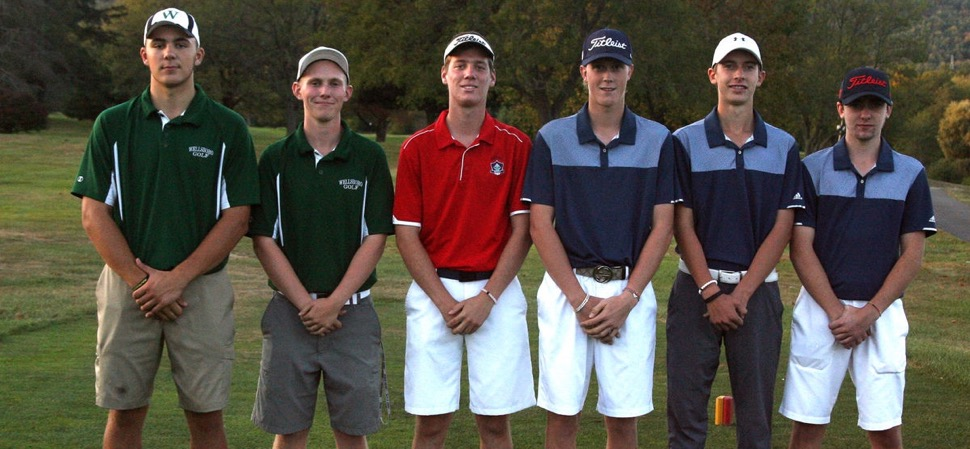 NTL all-star golf teams announced.