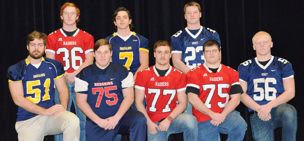 2017 NTL Small School Football All-Stars announced.