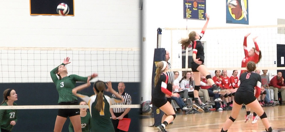 Liberty, Wellsboro set to meet in District volleyball final