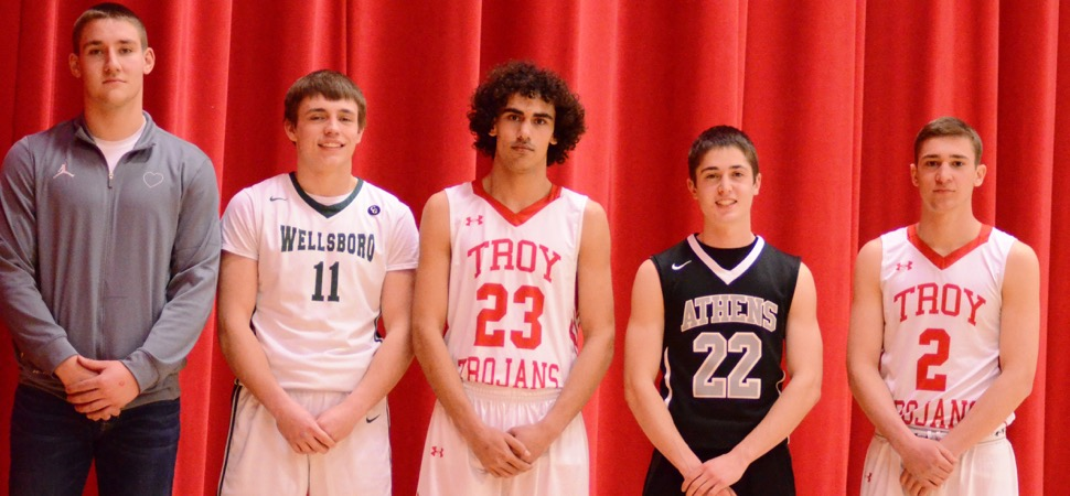 2017-18 NTL Large School Boys Basketball All-Stars announced.