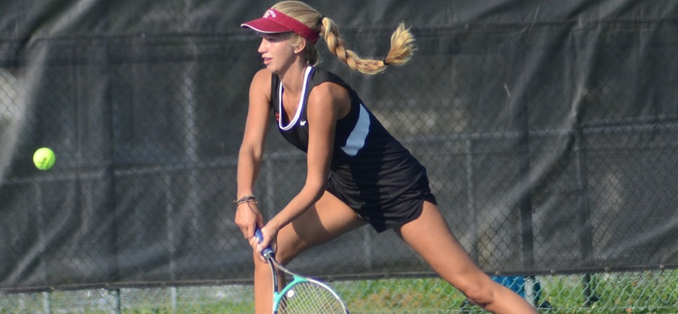 August 28 NTL Girls Tennis Scoreboard.