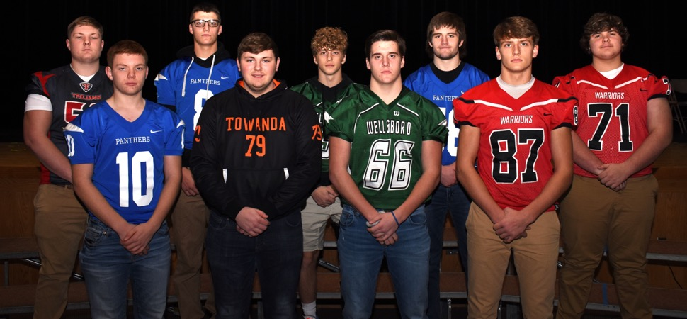 2018 NTL Large School Football All-Stars announced.