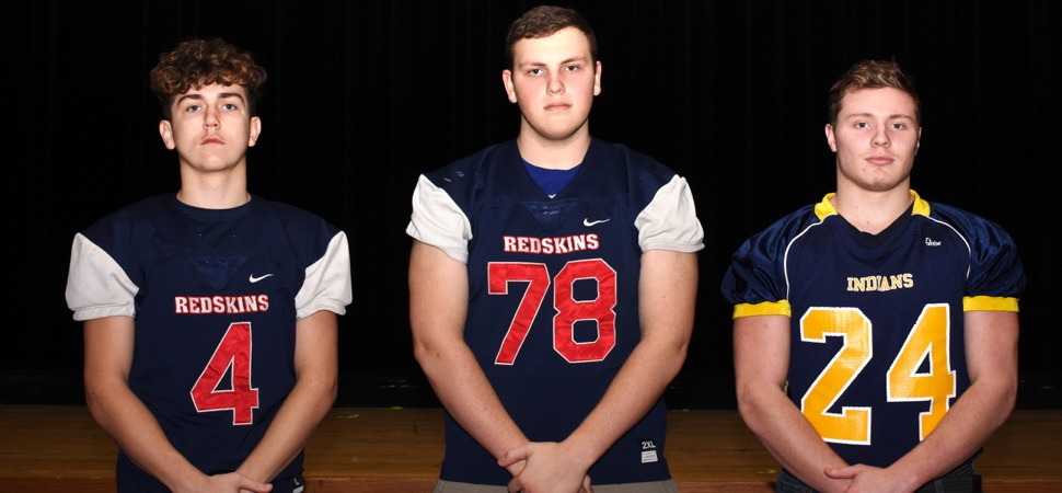 2018 NTL Small School Football All-Stars announced.