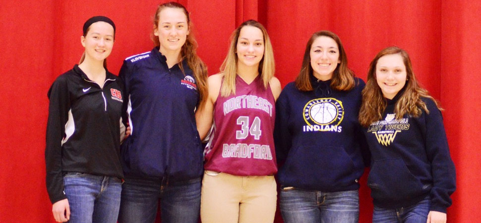 2017-18 NTL Small School Girls Basketball All-Stars announced
