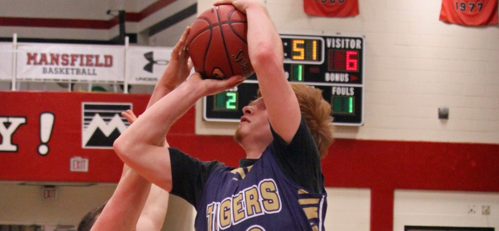 Tigers edge Wyalusing, 43-41 in AA consolation game.