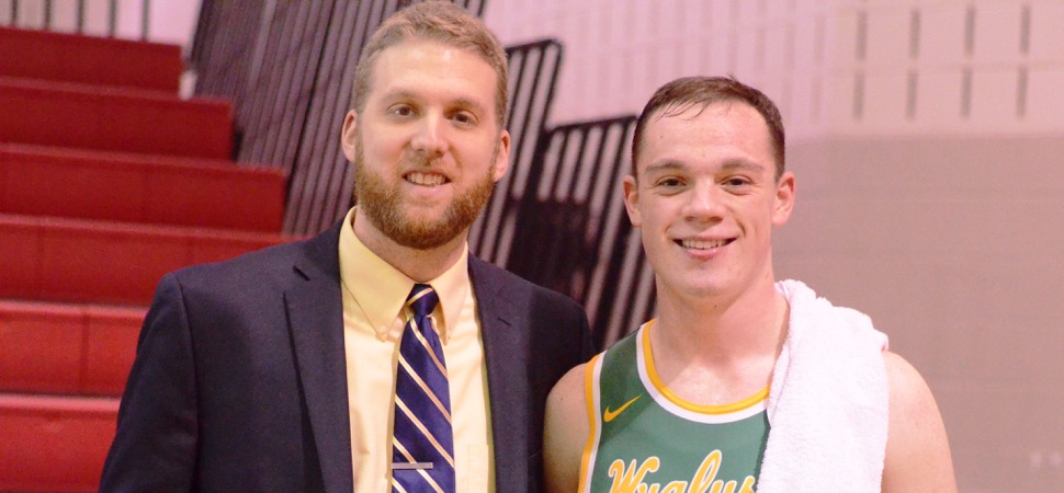 Wyalusing's Jon Morrison nets his 1,000th on a career night.