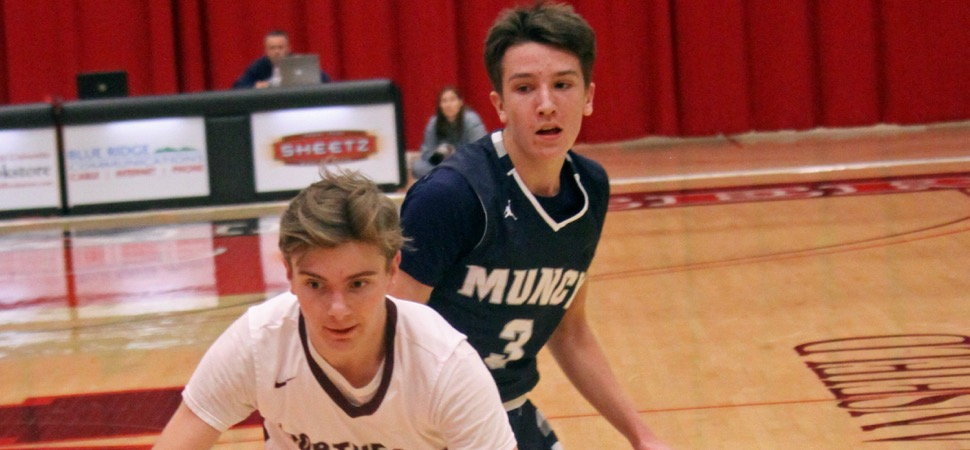 NEB falls to Muncy in AA title game