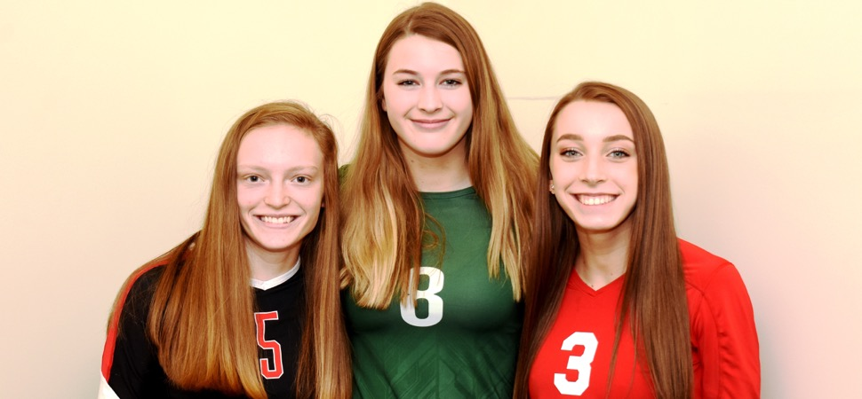 2018 NTL Large School Volleyball All-Stars announced