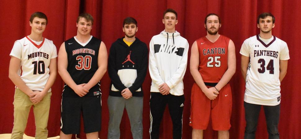 2018-19 NTL Small School Boys Basketball All-Stars announced.