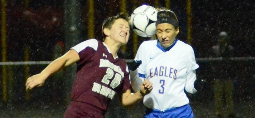 October 24 D4 Girls Soccer Playoff Scoreboard.