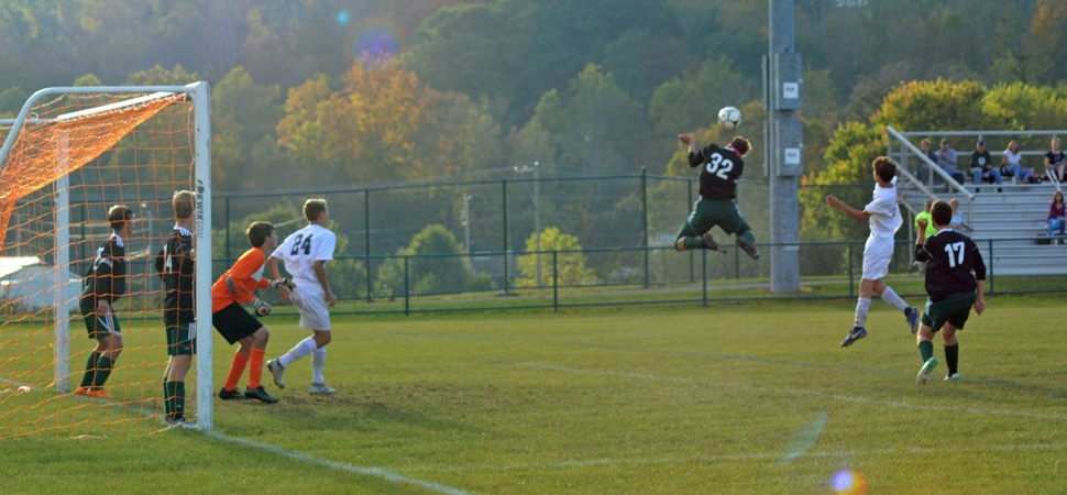 Hornets knock off two-time defending District champion Millville.