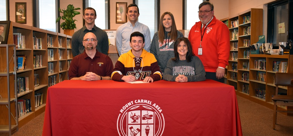 Moser signs with Bloomsburg for track