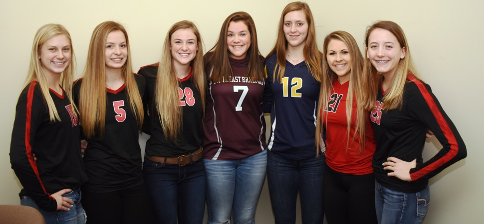 D4 A Volleyball All-Stars announced.