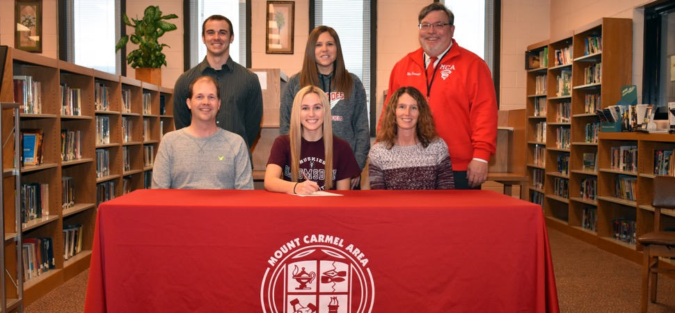 Wasilewski signs with Bloomsburg