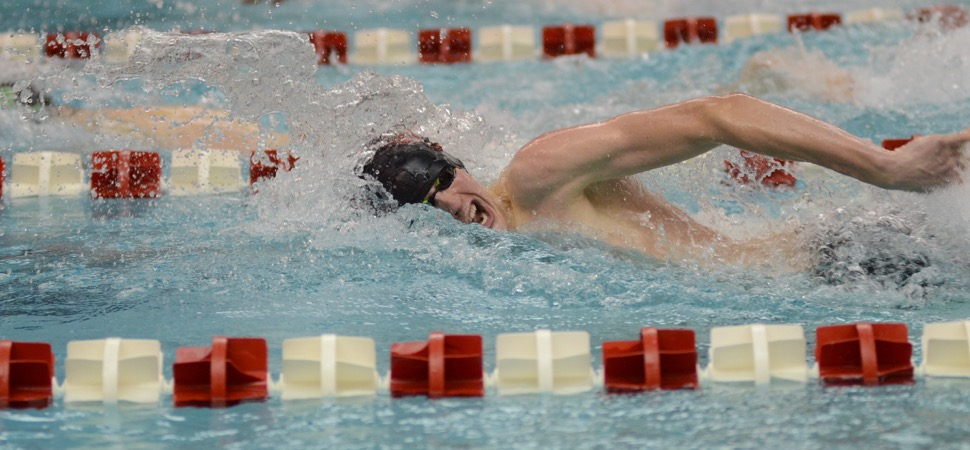 District IV Swimming Championships Day 2 Boys Results