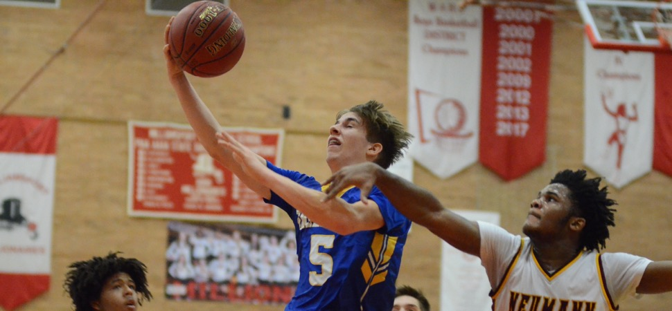 March 8 State Basketball Playoff Scoreboard