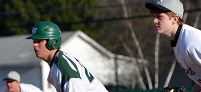 Hornet baseball falls to Montoursville, 2-0.