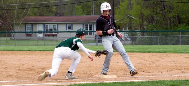 Hornet baseball defeats NEB, 6-3