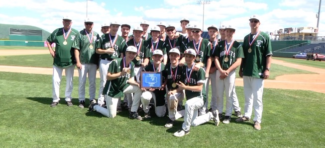 Hornets top South Williamsport to bring home first District Championship.
