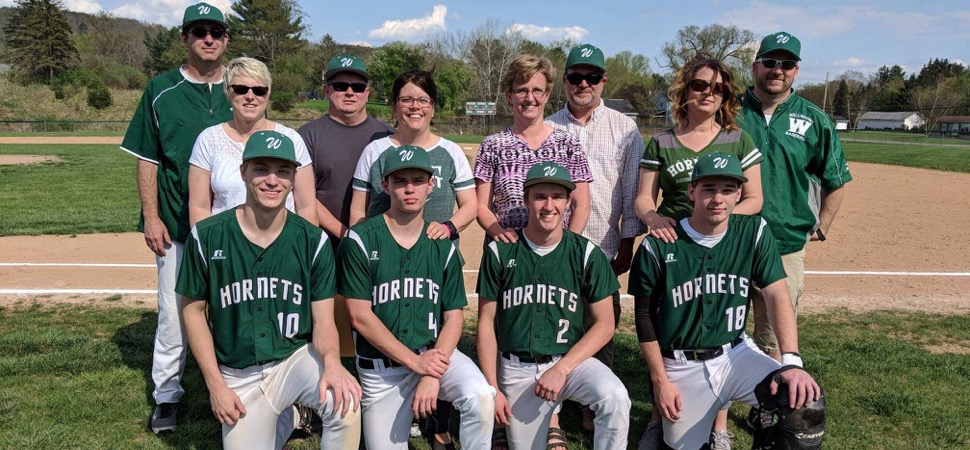 Hornets rally to top Athens 7-6 on Senior Night.