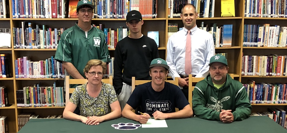 Rowland to continue baseball career at Penn State-Beaver