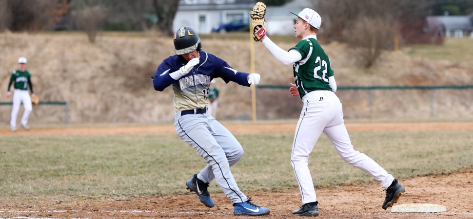 Hornets topple Williamson, 12-1.
