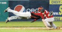 2012 Canton vs. Montgomery Baseball