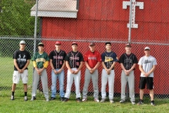 Place, Perry, Canton trio head All-Region baseball team