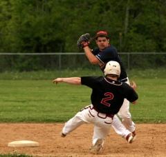 2013 Canton vs. Mansfield Baseball
