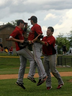 2013 Canton vs. Old Forge Baseball