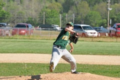 2013 Wyalusing vs. Troy Baseball