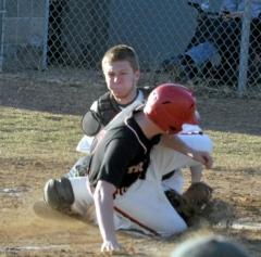 2014 Canton vs. Wellsboro Baseball