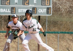 2015 Athens vs. Wellsboro Baseball