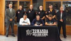 Towanda's Bates to play baseball at PSU Altoona