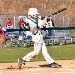 2015 Wellsboro vs. Troy Baseball