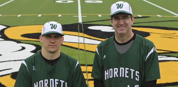 2017 Wellsboro Hornets Baseball Coaching Staff